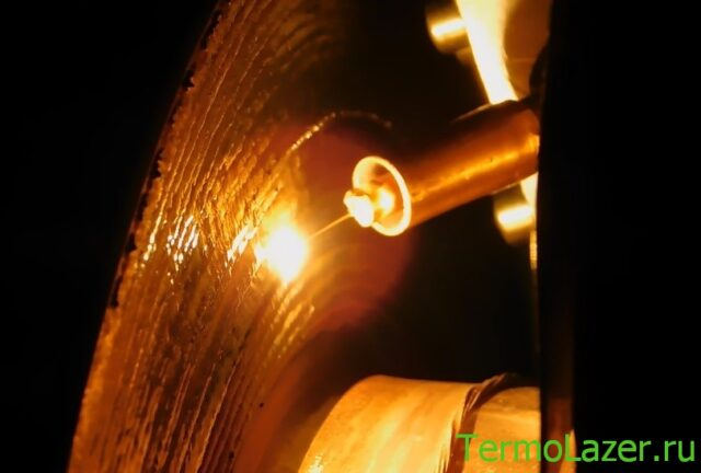 Преимущества лазерной наплавки